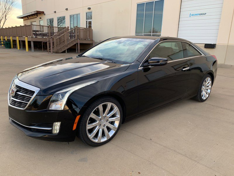 2016 Cadillac ATS 3.6 Luxury Coupe image