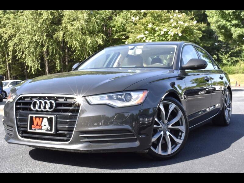 2015 Audi A6 2.0T Premium Plus image