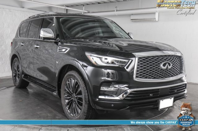 2019 INFINITI QX80 2WD w/ Proactive Package image