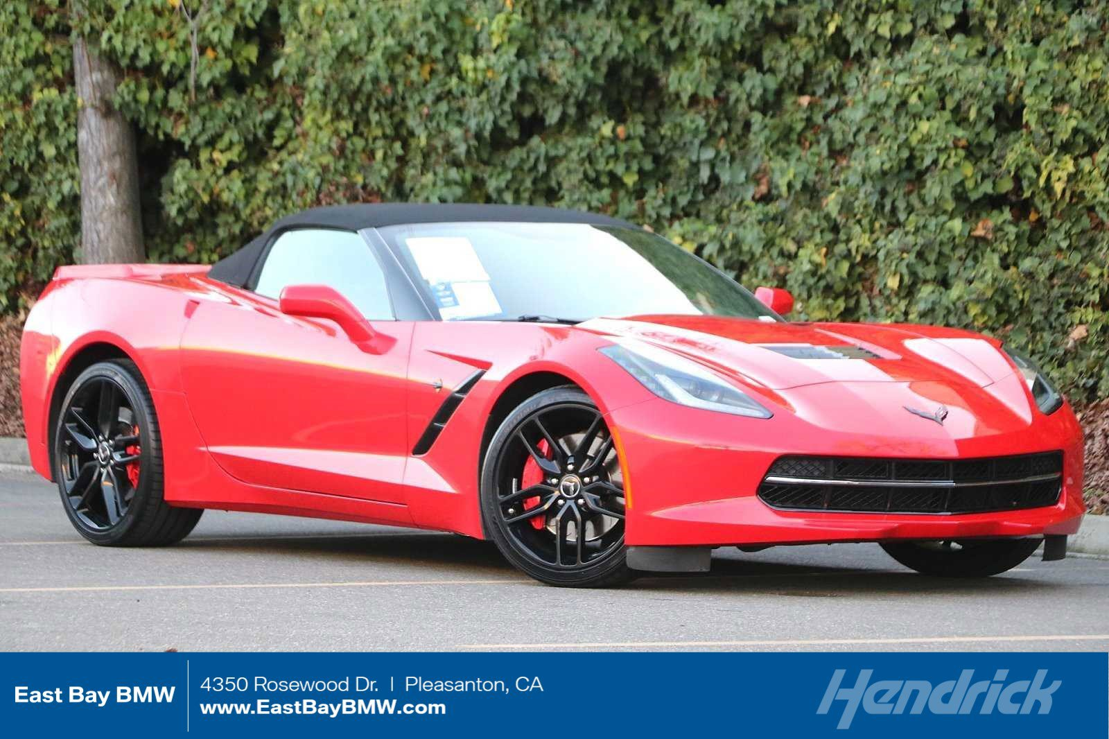 2015 Chevrolet Corvette Stingray Convertible image