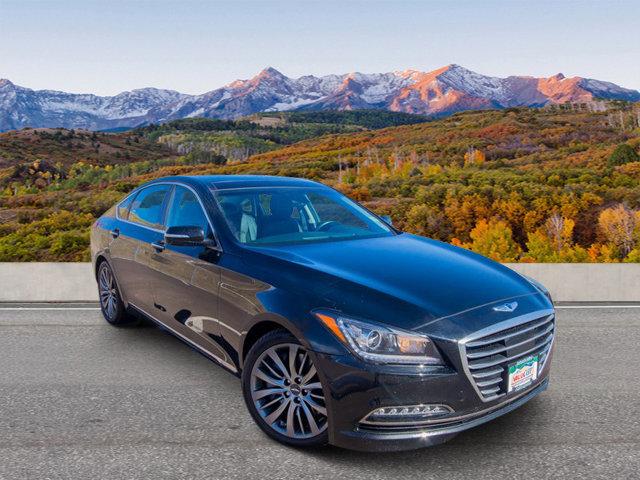 2015 Hyundai Genesis 5.0 image