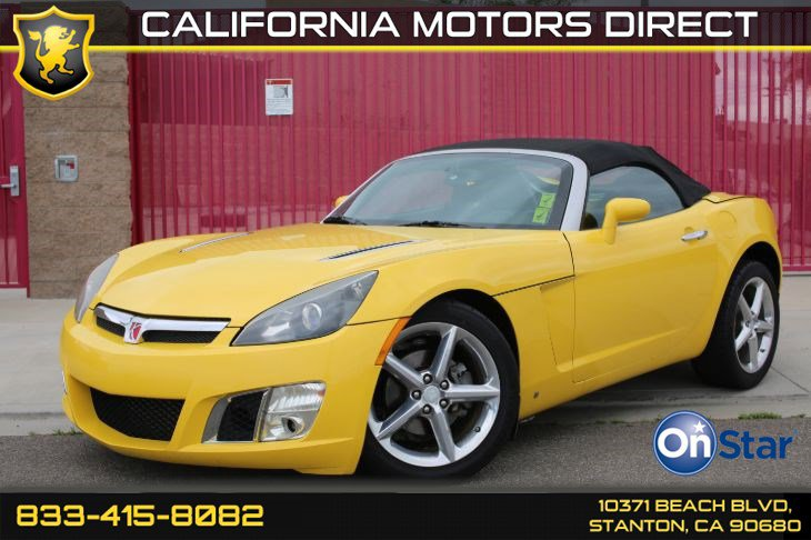 2008 Saturn Sky Red Line image