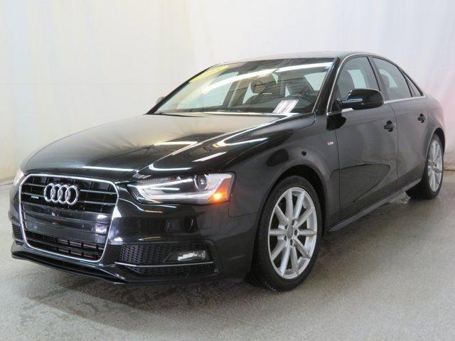 2015 Audi A4 2.0T Premium Plus quattro Sdn image