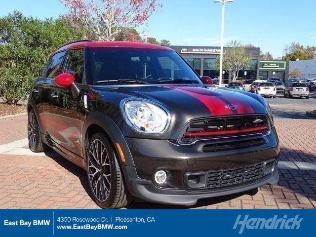 2015 MINI Cooper Countryman John Cooper Works ALL4 image