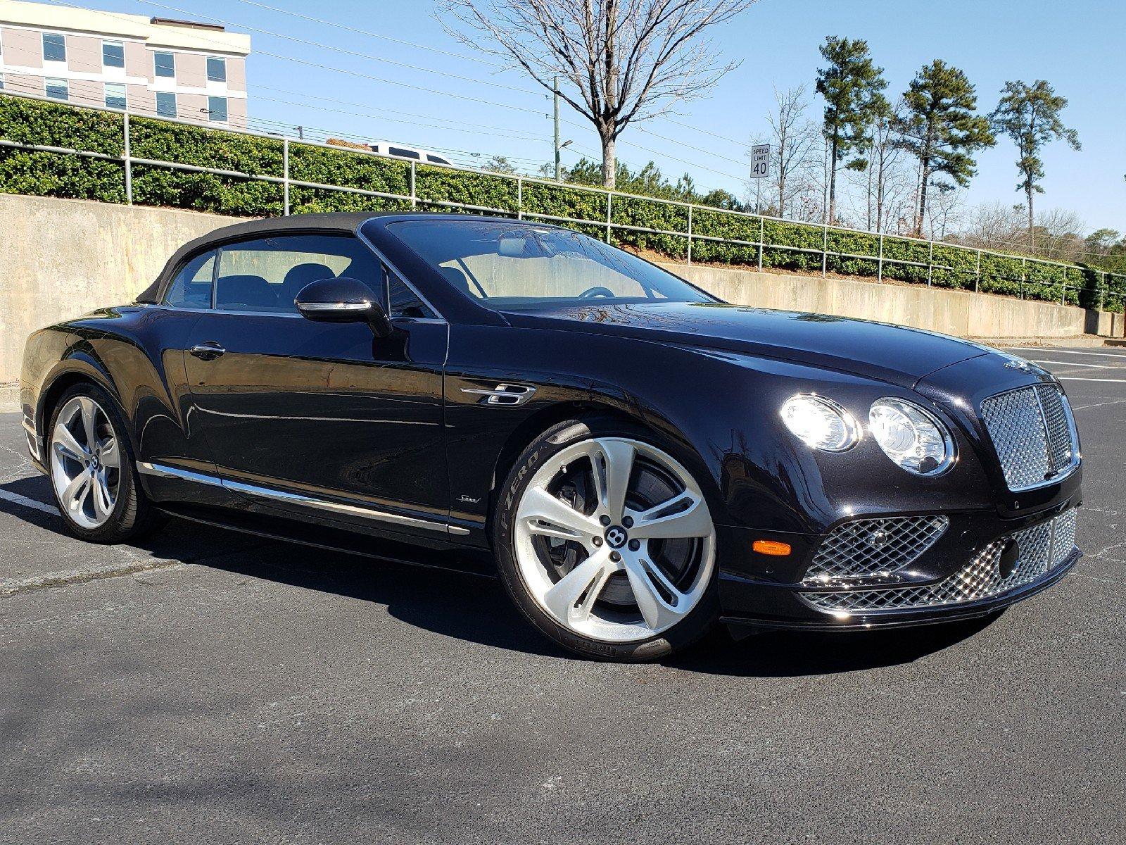 2016 Bentley Continental GTC Speed Convertible image