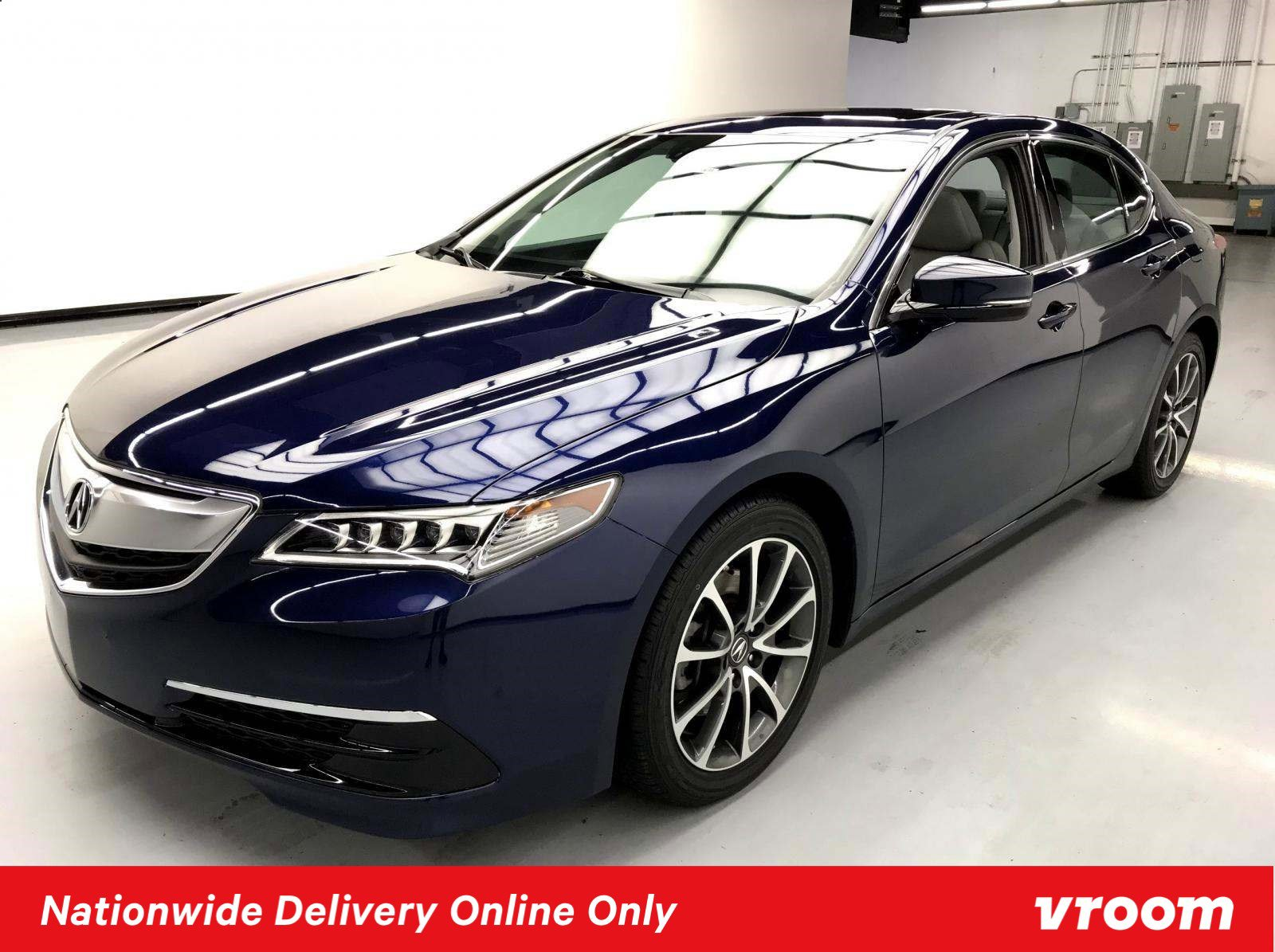 2017 Acura TLX V6 w/ Technology Package image