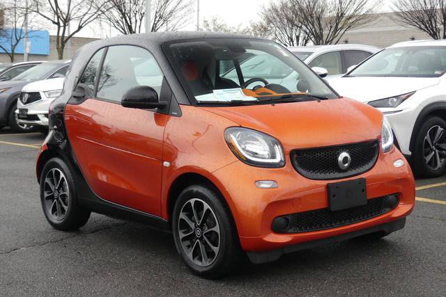 2016 smart fortwo passion image