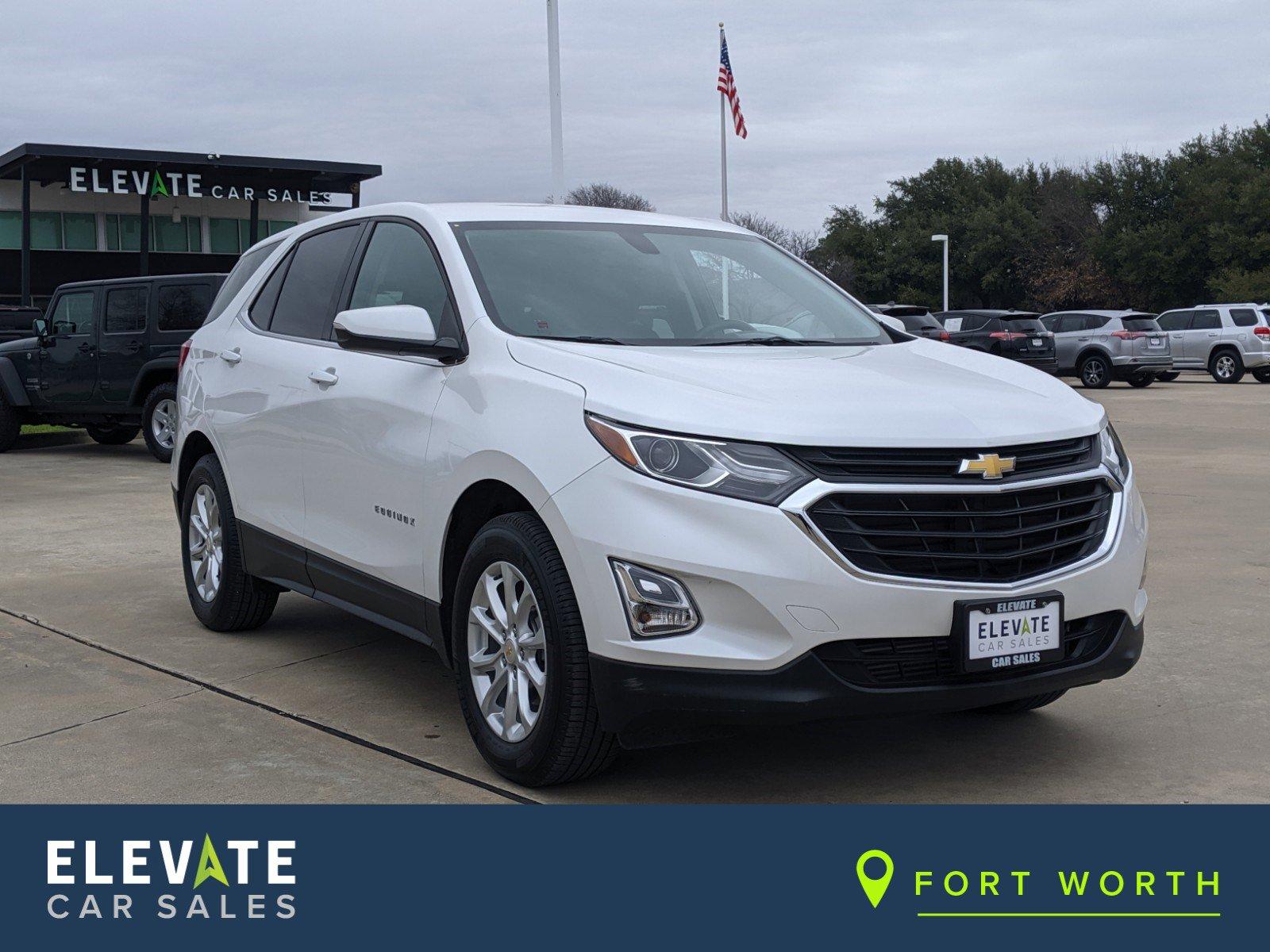 2019 Chevrolet Equinox FWD LT w/ 1LT image