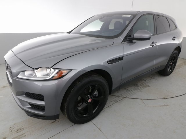 2020 Jaguar F-PACE Premium image