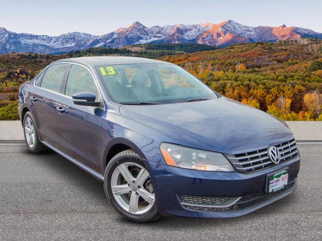 2013 Volkswagen Passat TDI SE image