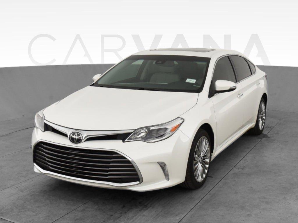 2018 Toyota Avalon Limited image
