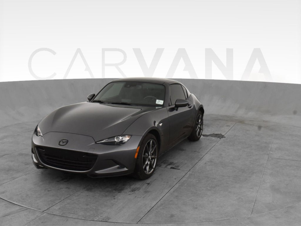 2019 MAZDA MX-5 Miata RF Grand Touring image