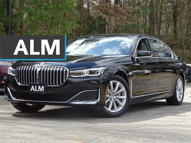 2020 BMW 740i xDrive  image