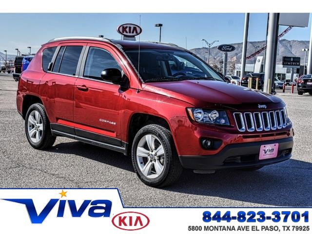2016 Jeep Compass FWD Sport w/ Power Value Group image