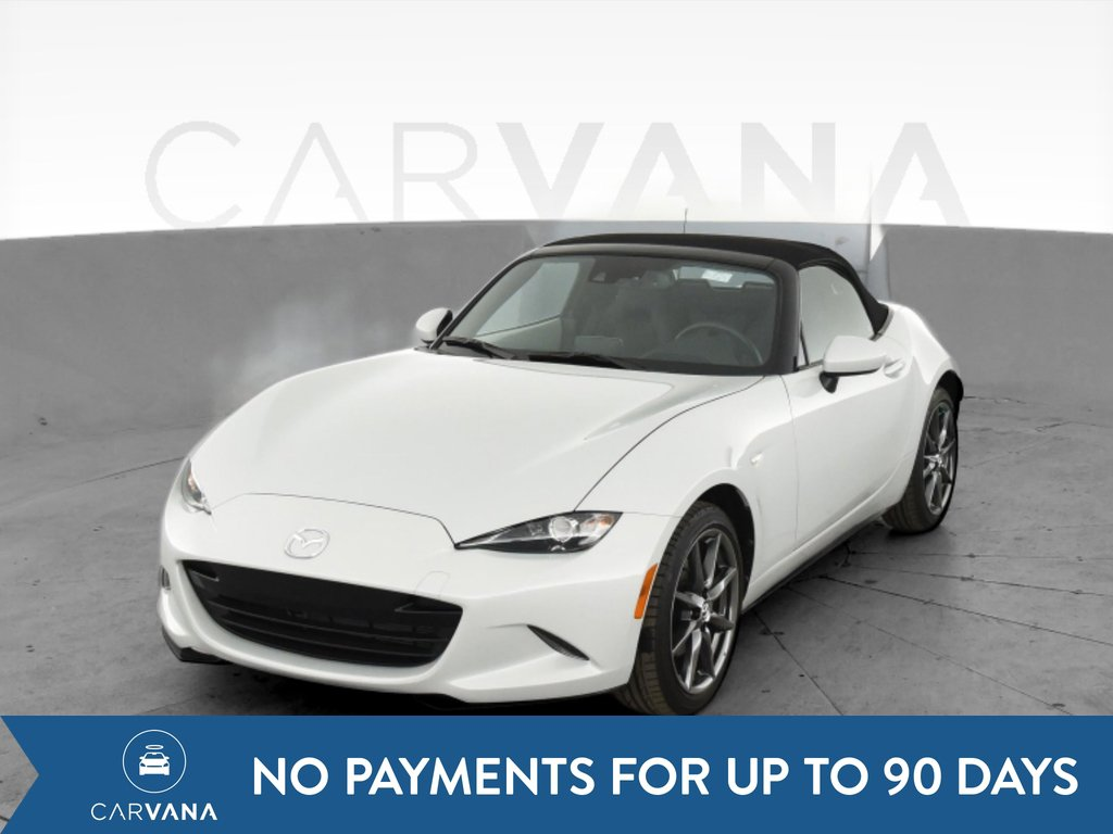2017 MAZDA MX-5 Miata Grand Touring image