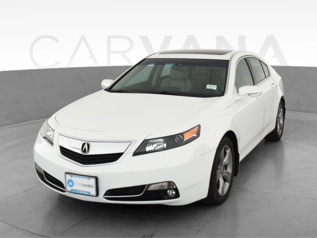 2013 Acura TL SH-AWD w/ Technology Package image