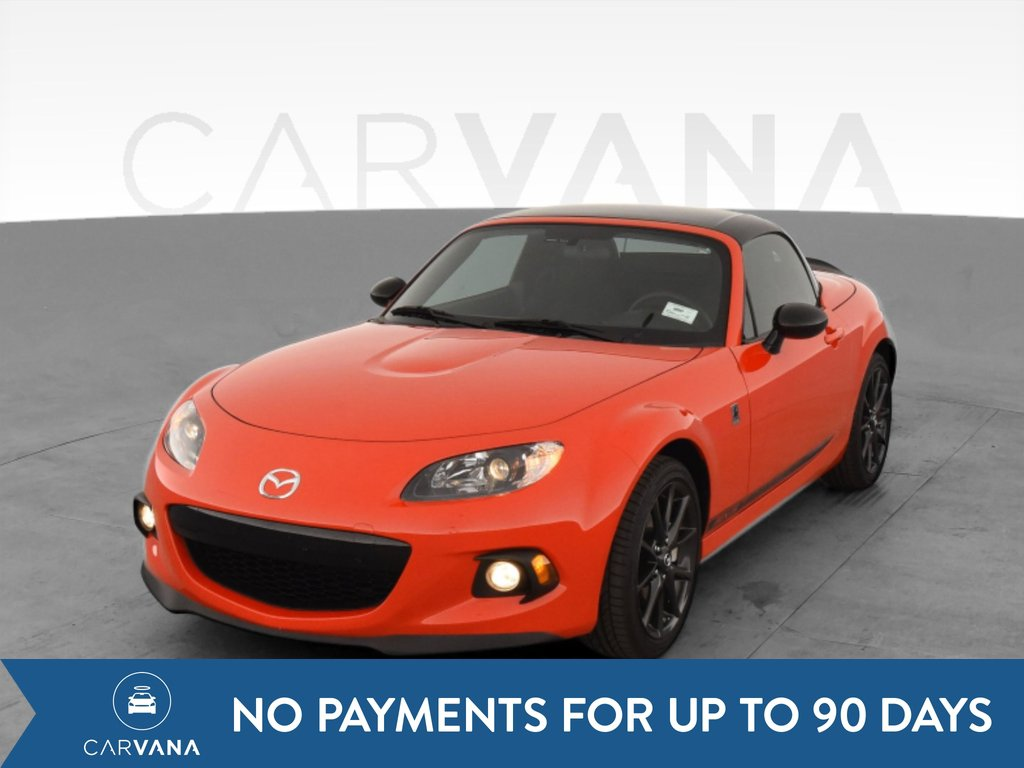 2014 MAZDA MX-5 Miata Club Hard Top image