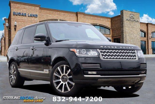 2014 Land Rover Range Rover Long Wheelbase Autobiography image
