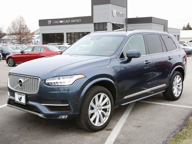 2018 Volvo XC90 AWD T6 Inscription image