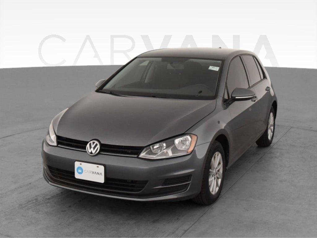 2016 Volkswagen Golf S image