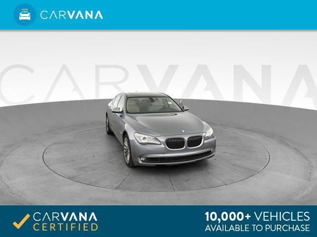 2011 BMW 750i  image
