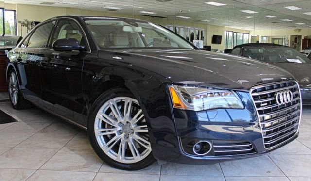 2011 Audi A8 L 4.2 w/ DRIVER ASSISTANCE PKG image