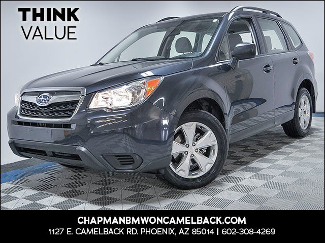 2015 Subaru Forester 2.5i w/ Alloy Wheel Package image