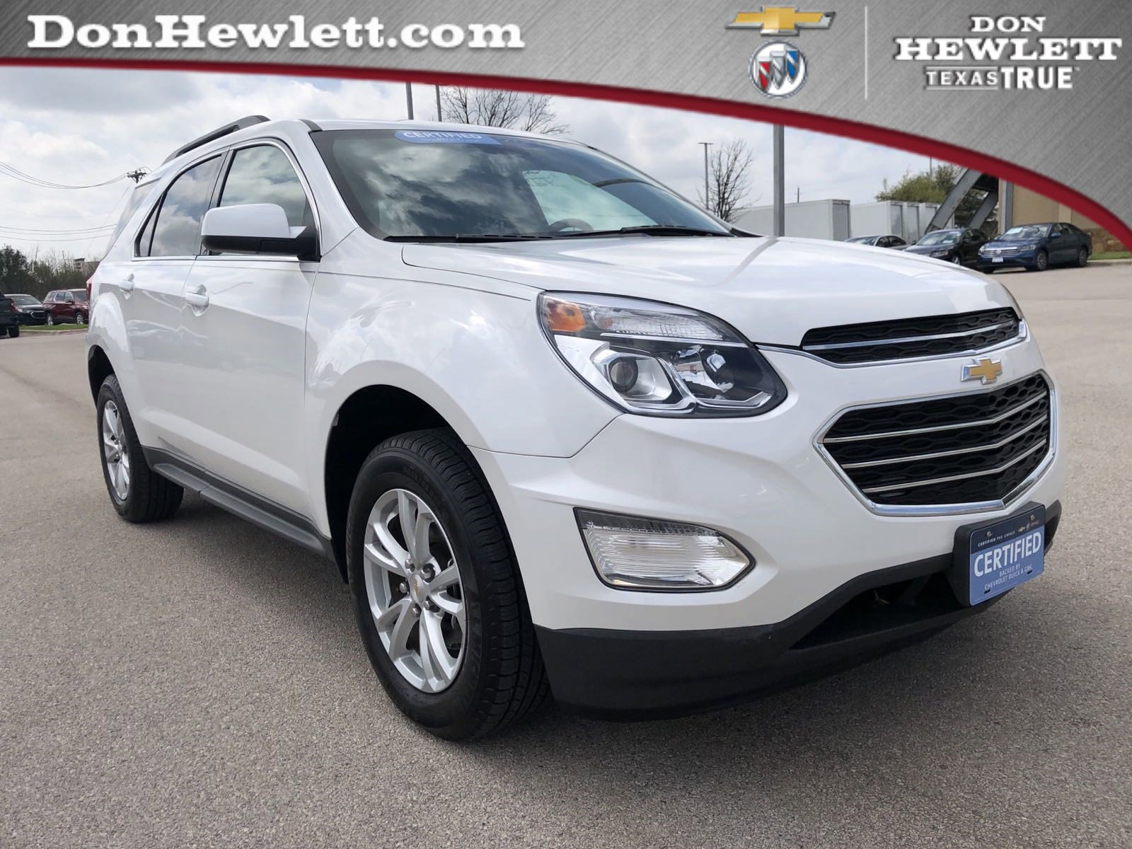 2017 Chevrolet Equinox FWD LT w/ Convenience Package image