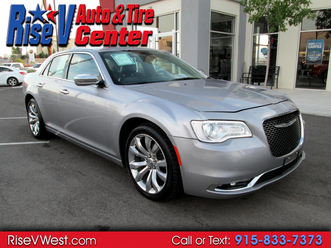 2018 Chrysler 300 Limited image