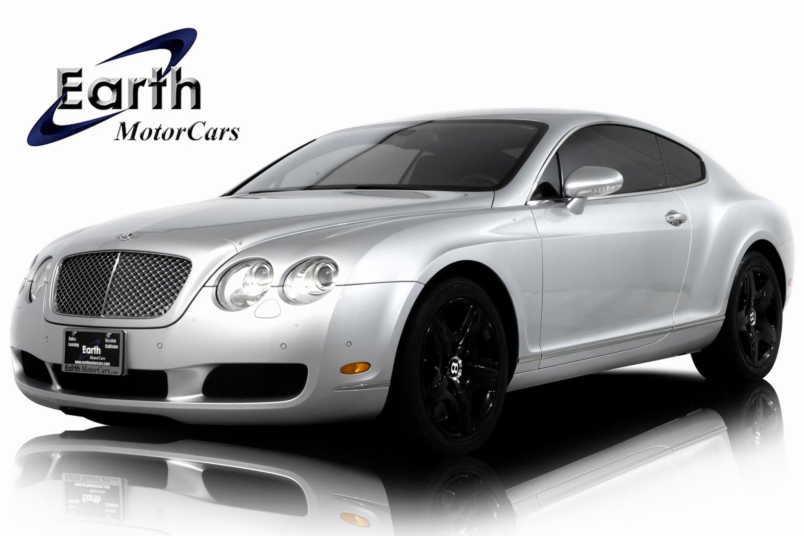 2004 Bentley Continental GT Coupe image