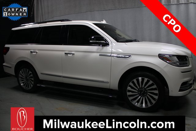 2018 Lincoln Navigator 4WD Reserve image