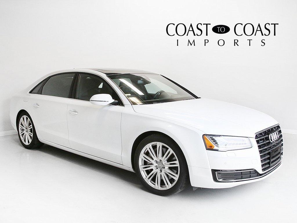 2016 Audi A8 L 3.0T image