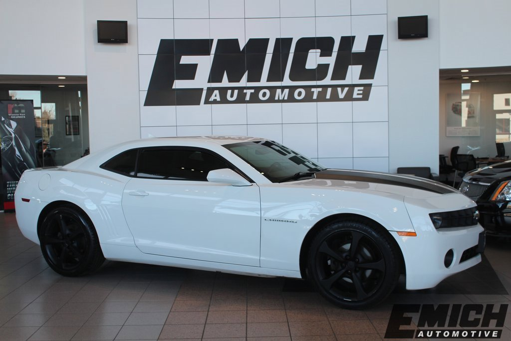2013 Chevrolet Camaro LT Coupe w/ RS Package image