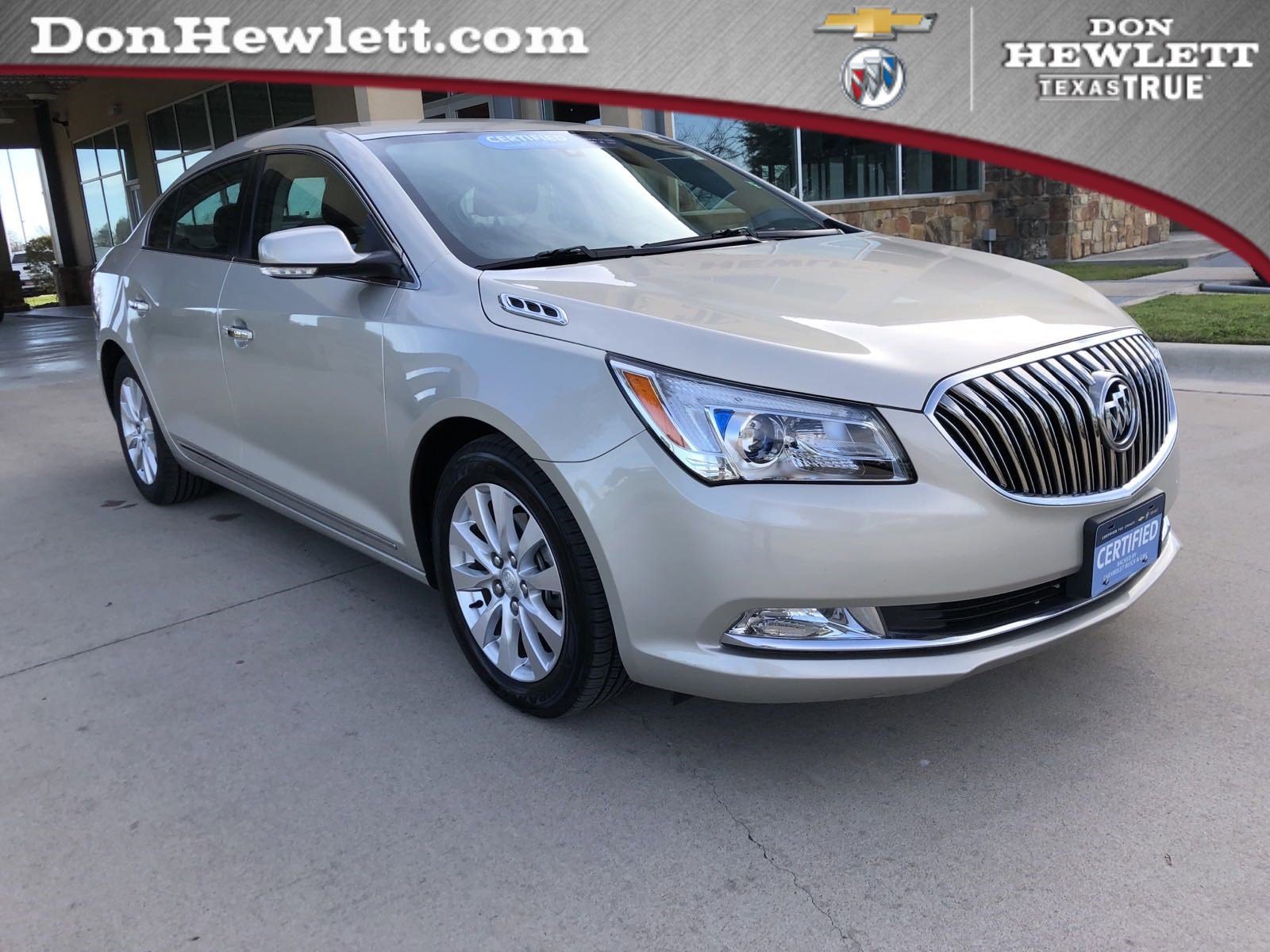 2016 Buick LaCrosse Leather image