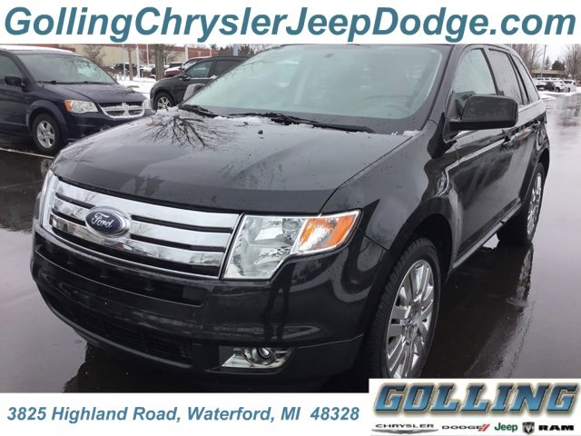 2010 Ford Edge AWD Limited image