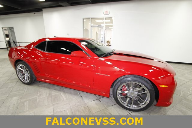 2010 Chevrolet Camaro SS Coupe w/ 2SS image