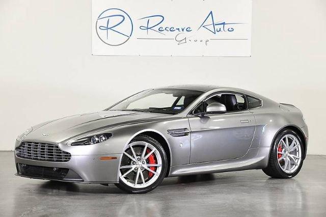 2012 Aston Martin V8 Vantage Coupe image