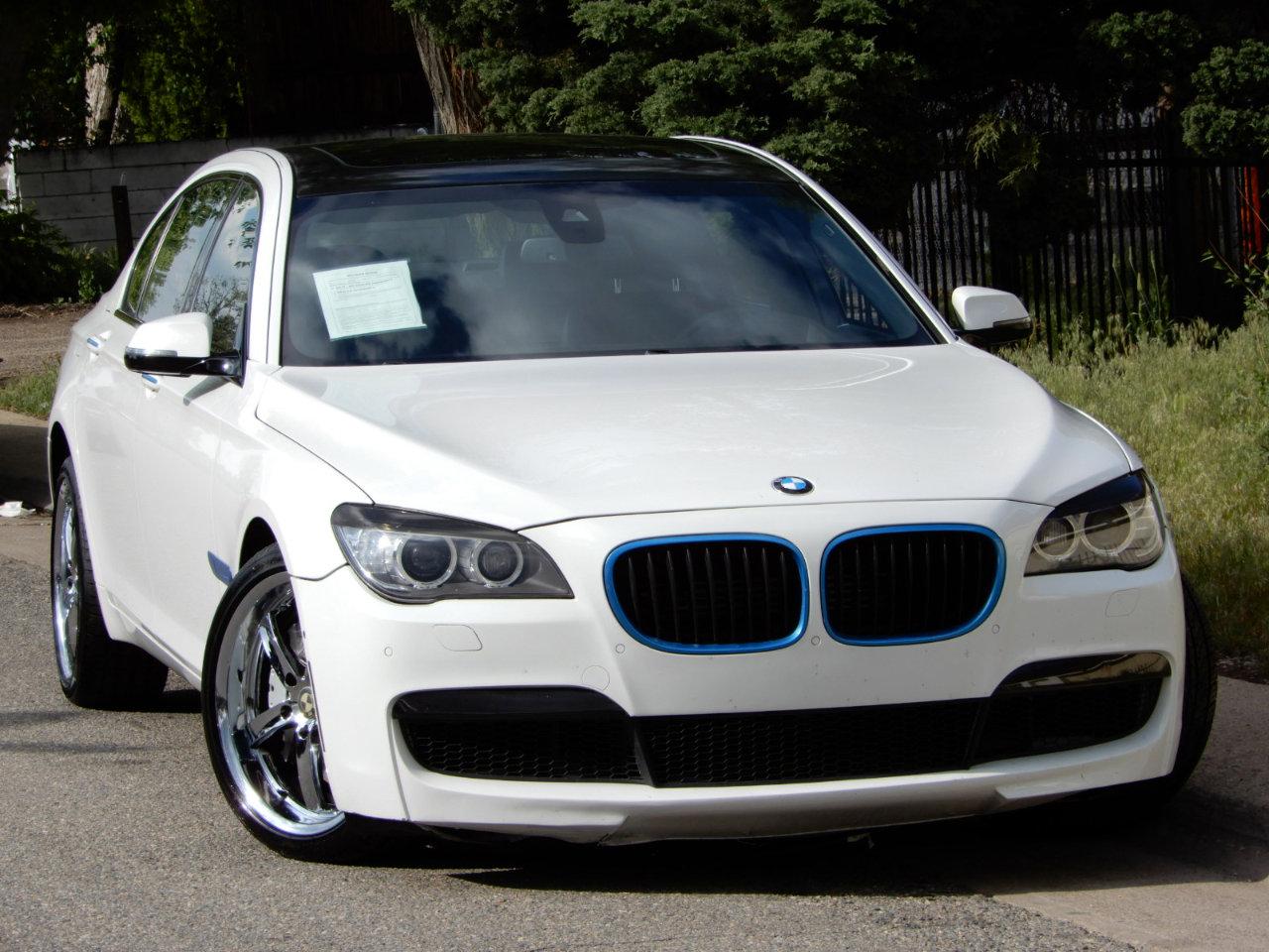 2014 BMW 750Li xDrive  image
