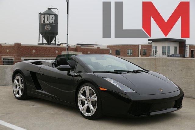 2007 Lamborghini Gallardo Spyder image