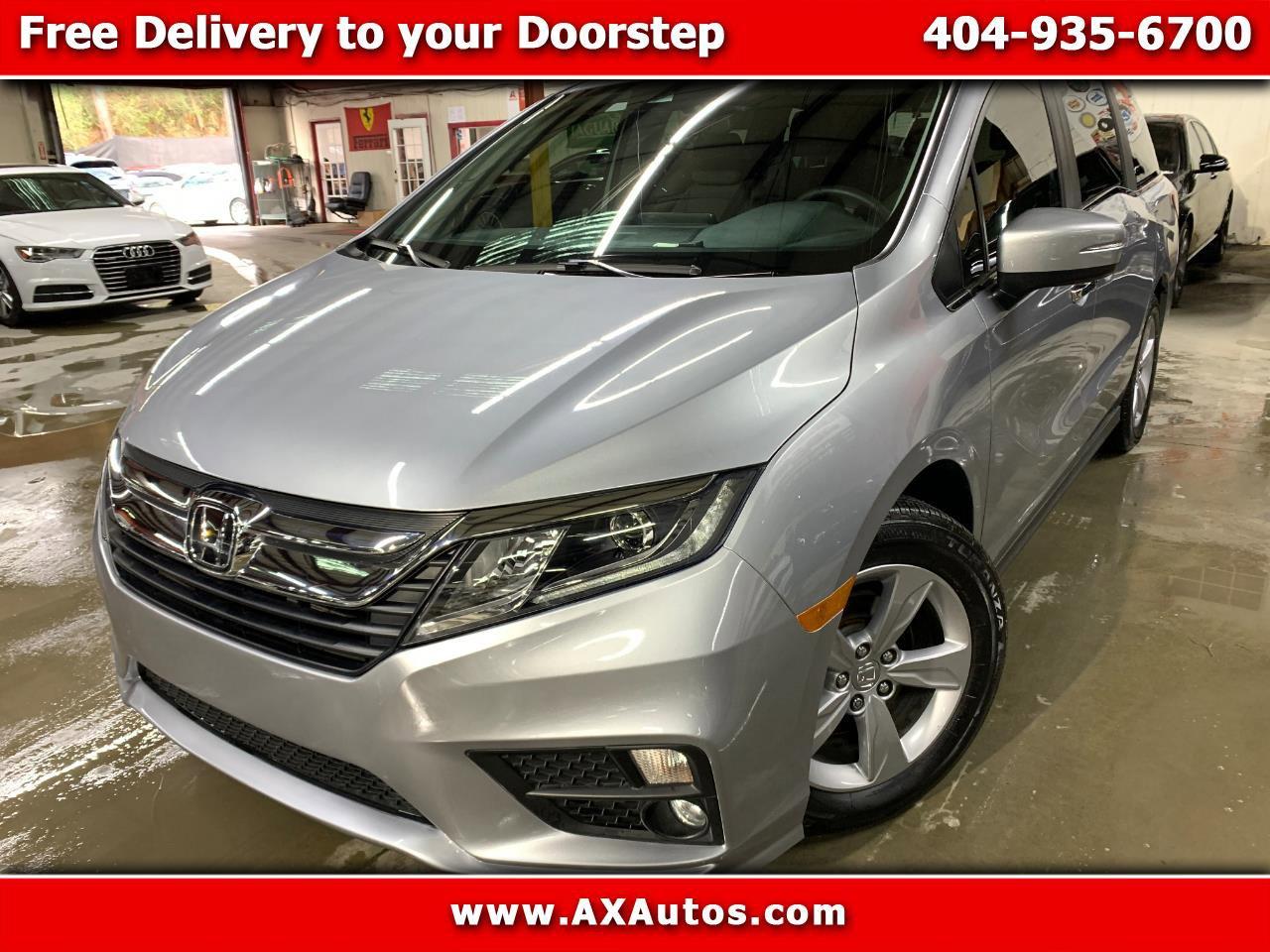 2019 Honda Odyssey EX image