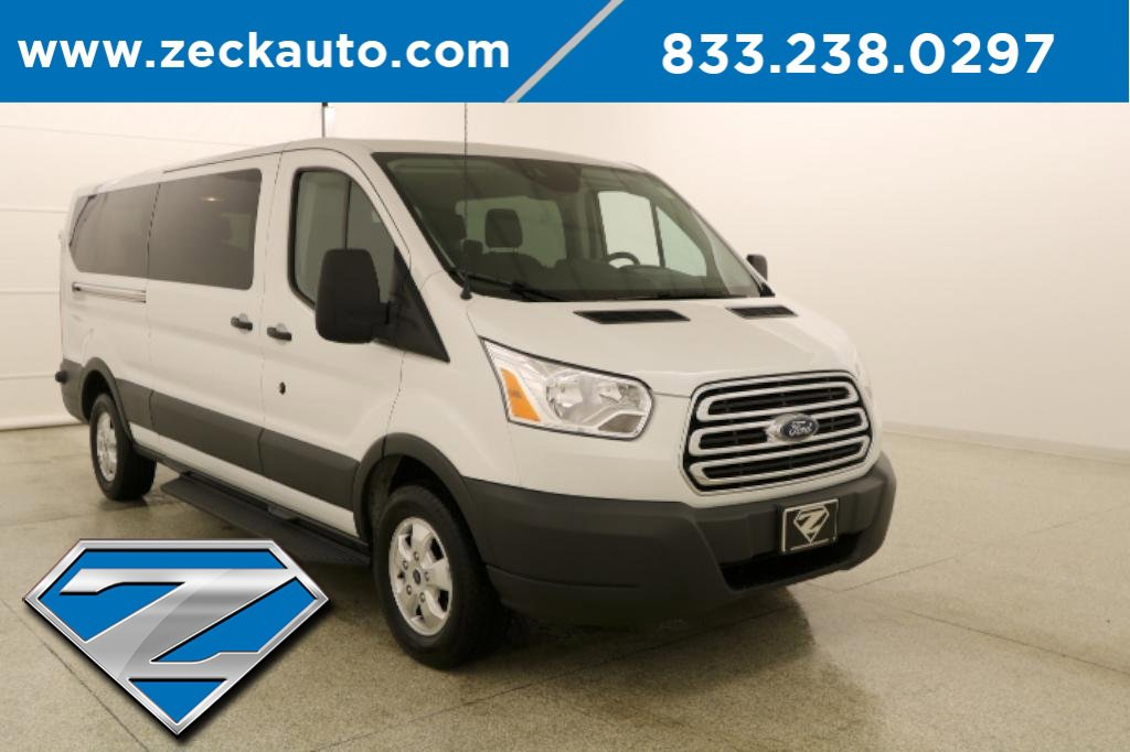 "2018 Ford Transit 350 148"" Low Roof Wagon image"