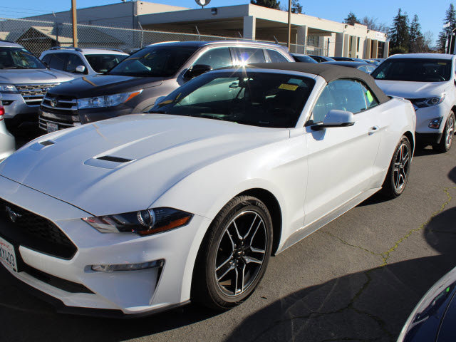 2018 Ford Mustang Convertible image