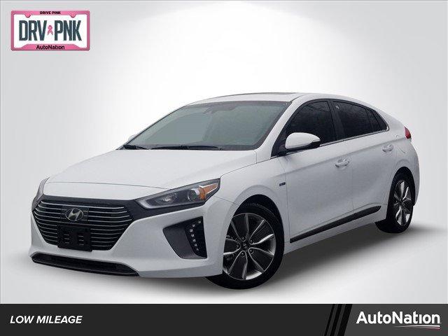 2019 Hyundai Ioniq Hybrid Limited w/ Ultimate Pkg image