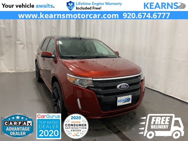 2014 Ford Edge AWD Sport image