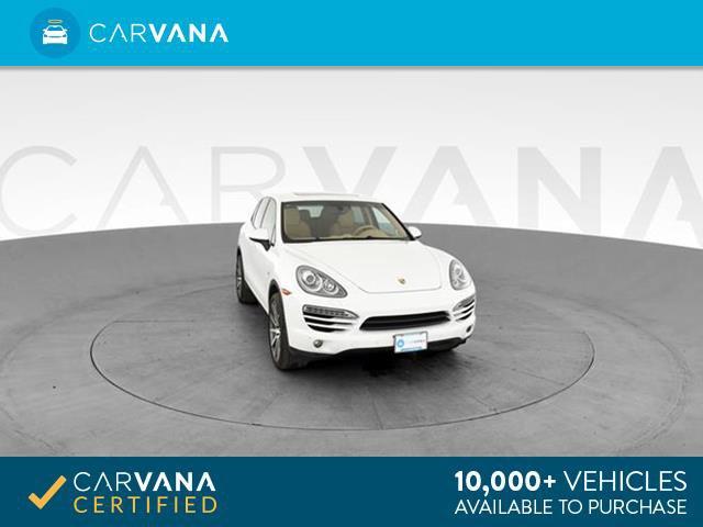 2013 Porsche Cayenne Diesel image