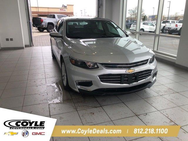 2017 Chevrolet Malibu LT w/ 1LT image