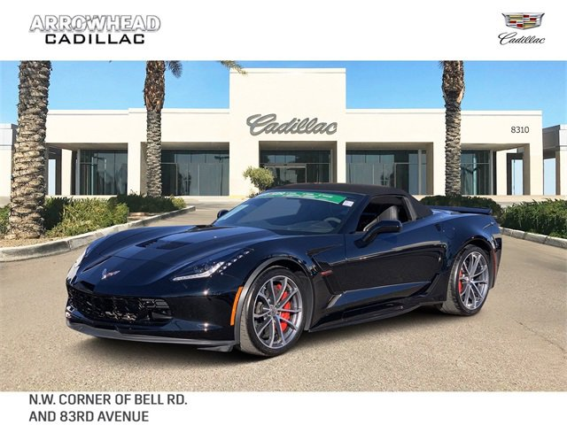 2019 Chevrolet Corvette Grand Sport Convertible w/ 3LT image