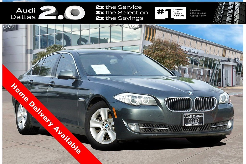 2013 BMW 528i Sedan image