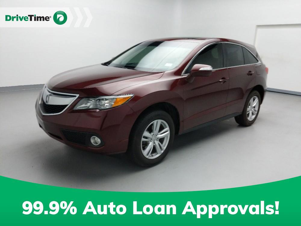 2015 Acura RDX FWD w/ Technology Package image