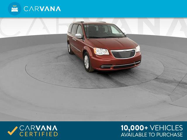 2015 Chrysler Town & Country Limited image